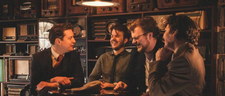 Timo de Jong en band1